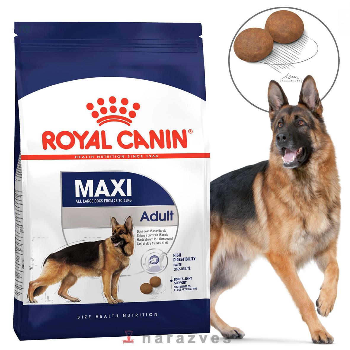 Сухой корм Royal Canin Maxi Adult на развес