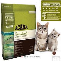 Сухой корм Acana Grasslands Cat на развес