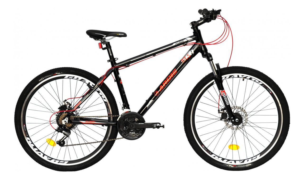 """Велосипед горный ARDIS Hawk 27,5"""" Черный 19"""" рама"""