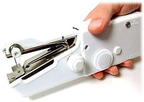 Мини швейная машинка Handy Stitch, Electric portable handheld sewing + зарядный USB - micro USB кабель