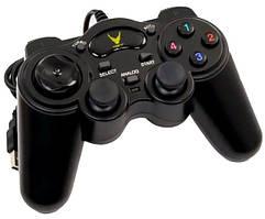 Геймпад Omega Interceptor USB проводной джойстик для игр на ПК