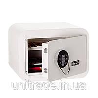 Сейф 35х25х28 см ENERGY 25E мебельный, для дома, офиса, гостиницы, автомобиля, фото 3