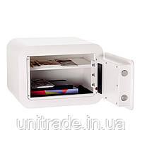 Сейф 35х25х28 см ENERGY 25E мебельный, для дома, офиса, гостиницы, автомобиля, фото 4
