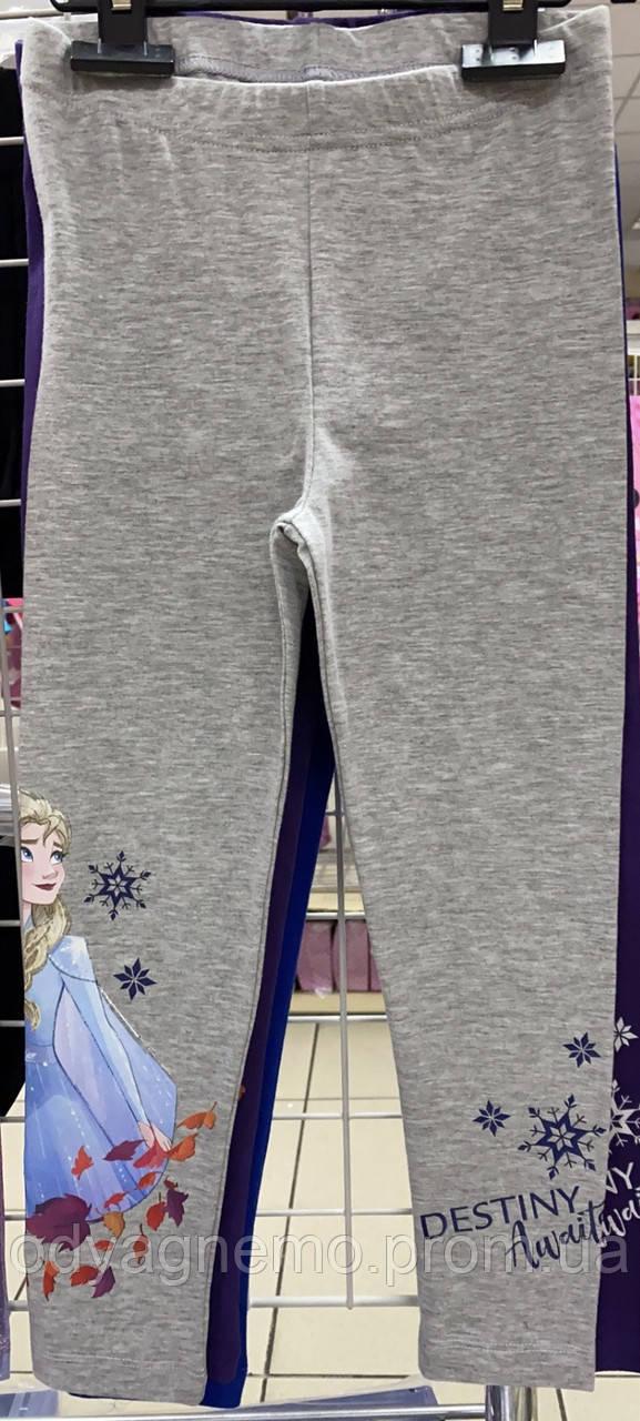 Лосины для девочек Disney оптом, 98/104-134 рр . Артикул: 02050