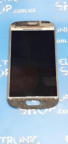 Дисплей в рамке Samsung GT-S7390   Original б.у., фото 2