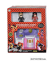 Кукла Леди Баг с домиком с эффектами 553-136