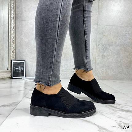 Туфли на низком каблуке, фото 2