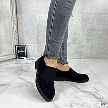 Туфли на низком каблуке, фото 3