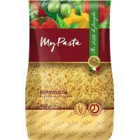 """Макаронные изделия из твердых сортов пшеницы Вермешель 400г ТМ """"My Pasta"""""""