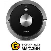 Ilife A9S Black робот-пылесос для поверхностей: ковер, плитка