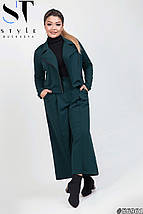 Женский стильный костюм двойка (короткий пиджак и кюлоты) /разные цвета, 42-62, ST-56981/, фото 2