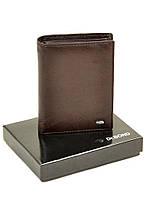 Чоловіче шкіряне портмоне (гаманець) DR. BOND, фото 1