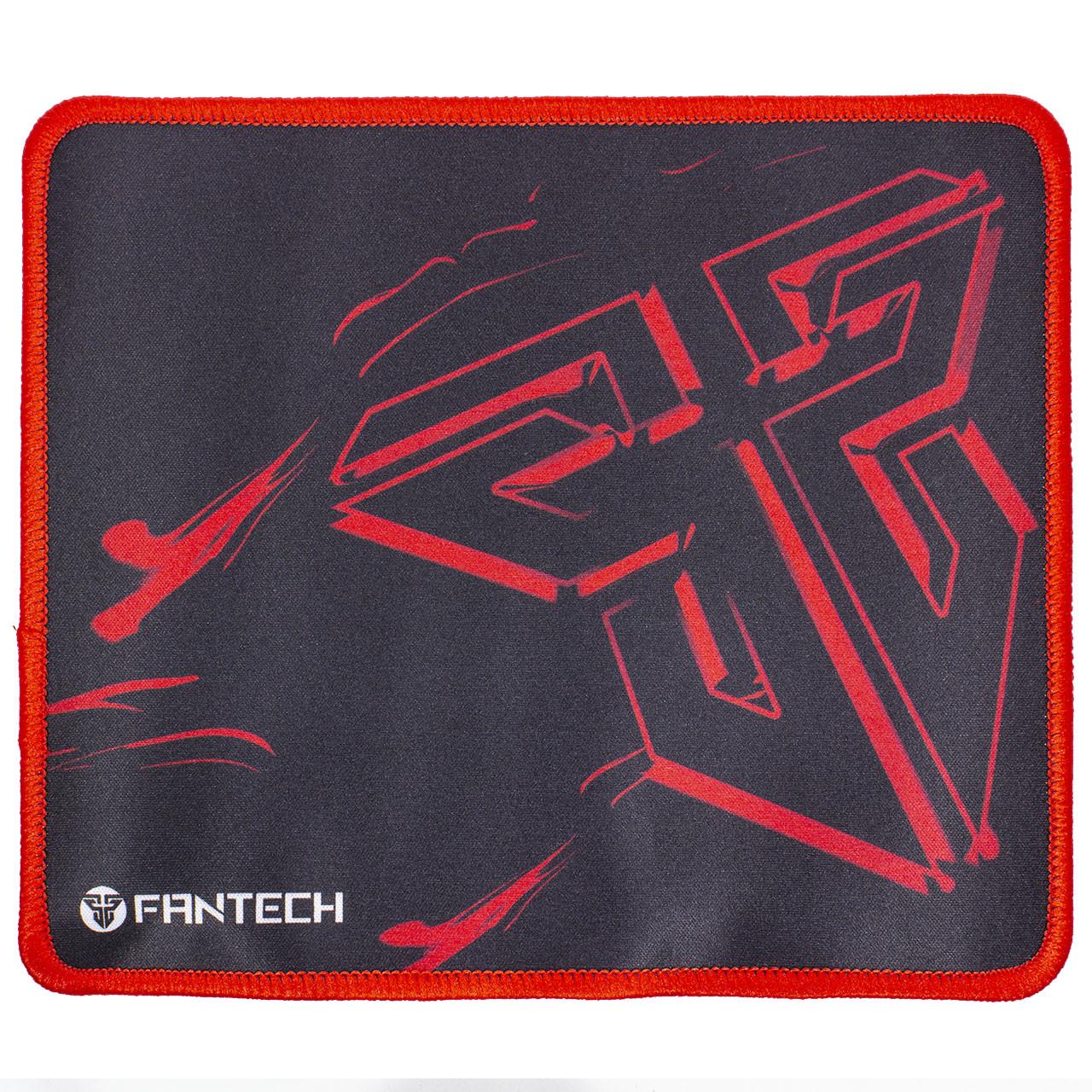 Игровой коврик FANTECH Sven MP25 Black для мыши матовая поверхность для игр геймера текстурированная ткань