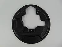 Защитный кожух тормозного диска, левый, ЗАЗ Таврия, 110260-3501135