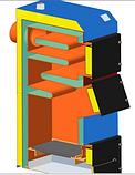 Unimax КТС 18 кВт котел длительного горения на твердом топливе, фото 6