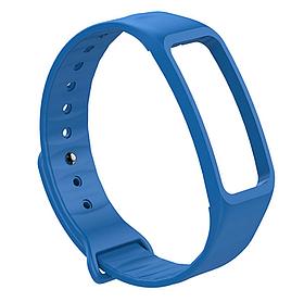 Ремешок силиконовый Mavens, для фитнес-браслета Mavens fit C18, голубой