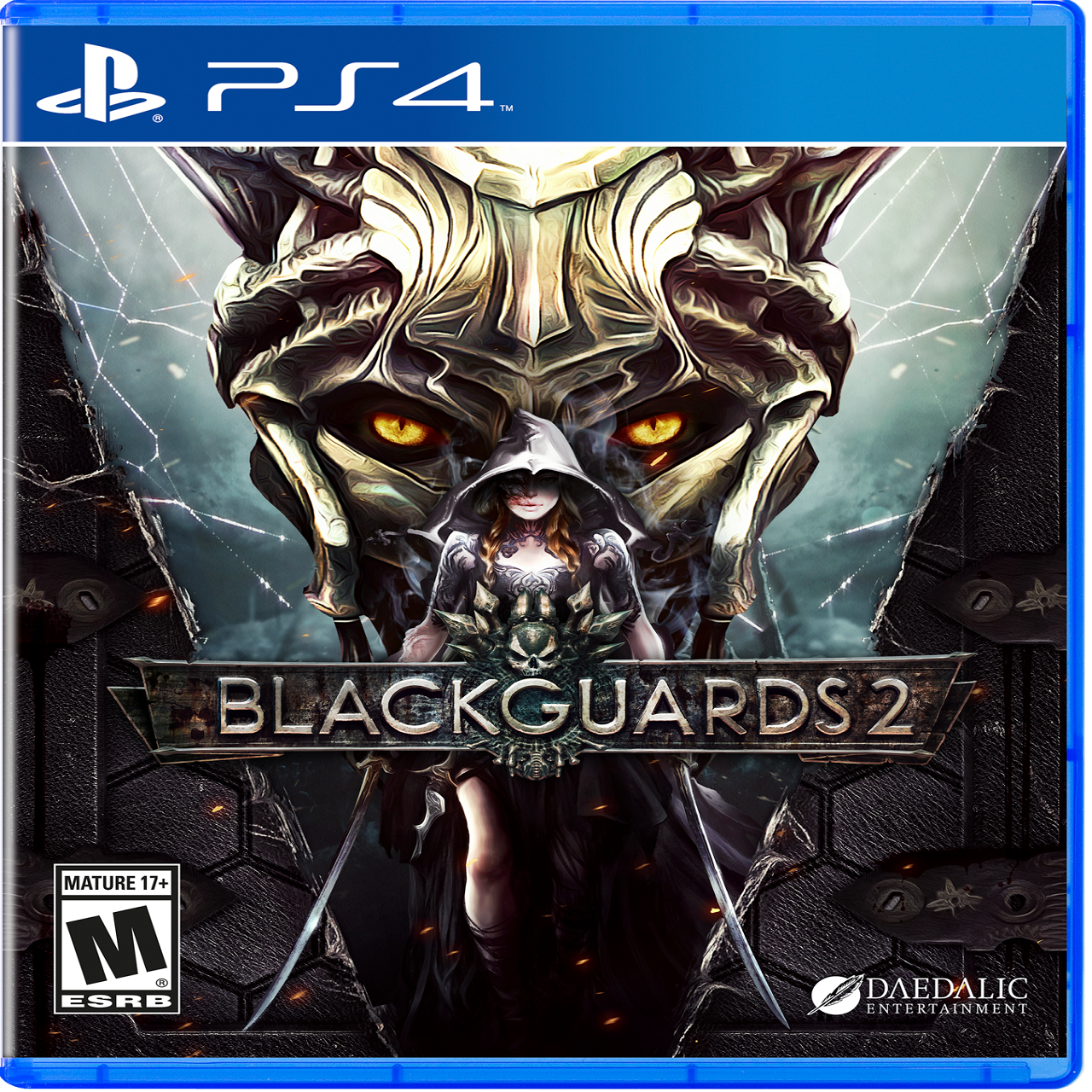 Blackguards 2 SUB PS4 (NEW)