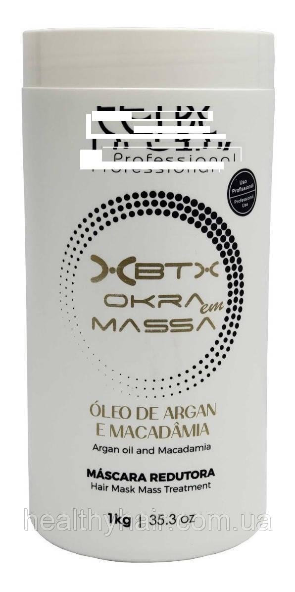 Ботокс для волос XBTX Okra Massa 1 кг