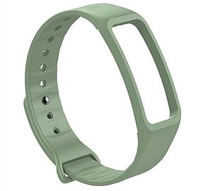 Ремешок силиконовый Mavens, для фитнес-браслета Mavens fit C18, зеленый
