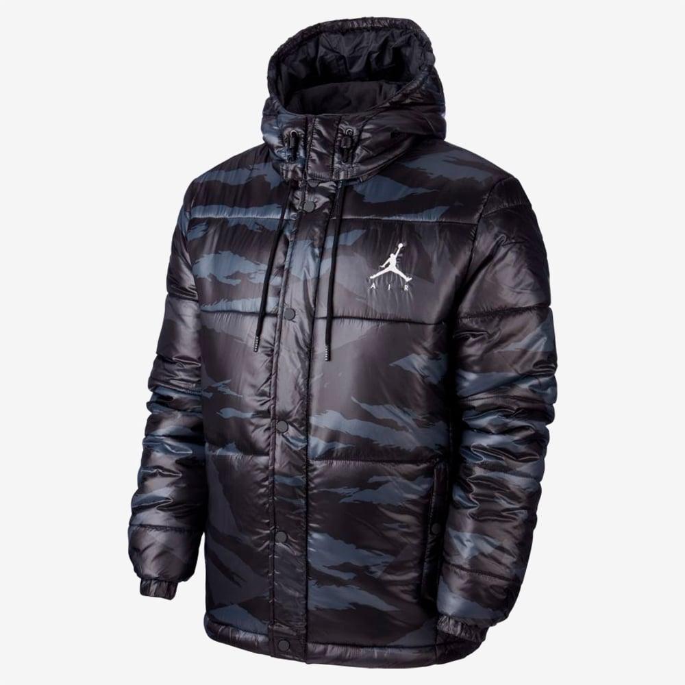 Куртка зимняя мужская Jordan Jumpman Air Camo Puffer Jacket BQ5695-060
