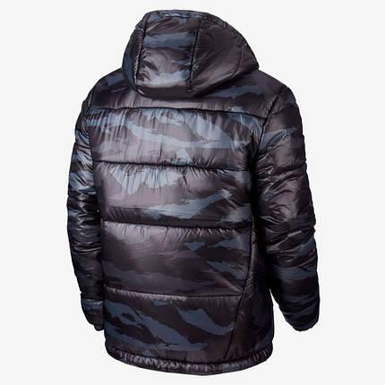 Куртка зимняя мужская Jordan Jumpman Air Camo Puffer Jacket BQ5695-060, фото 2