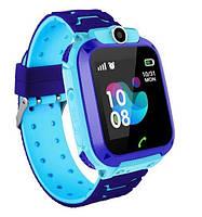Детские смарт-часы S12 с камерой и GPS трекером. Smart Watch детские смарт часы