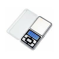 Цифровые карманные весы Pocket Scale MH-500 0,5 кг