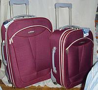 Комплект чемоданов  Меркури (Mercury) -бордовых (возможно разных цветов)