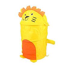 Корзина для игрушек Лев
