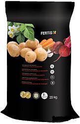 Удобрение для картофеля и овощей 20 кг Fertis НПК 11-9-20+МЕ