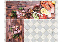 Alexwood rugs for the kitchen. 1111
