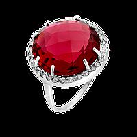 ✳️Серебряное кольцо  GS с крупным камнем