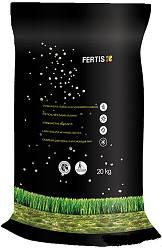 Удобрение для газона с эффектом борьбы с мхом 20кг NPK 15-0-0+Fe Fertis