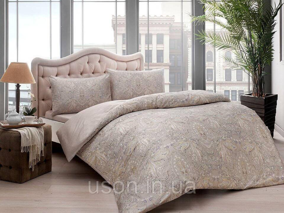 Комплект постельного белья  Тм TAC сатин-бамбук GLADA