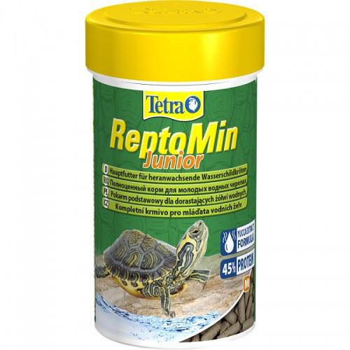 Корм для рептилий Tetra ReptoMin Junior 250ml/75г
