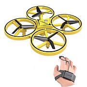 Квадрокоптер дрон FireFly Tracker SJ 360 с управлением жестами руки