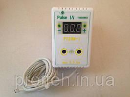 Цифровой Терморегулятор, для инкубатора PULSE PT20-N2-i (0,5 кВт) симисторный