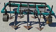 Культиватор КН-1.6 М с катком (лапы) сплошной обработки, фото 1