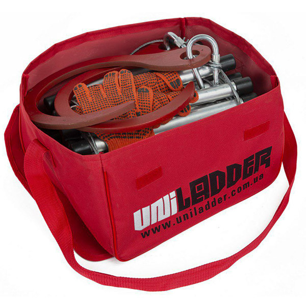 Лестница спасательная универсальная Uniladder 16м