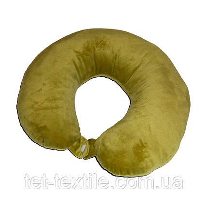 Подушка-рогалик для путешествий, фото 2