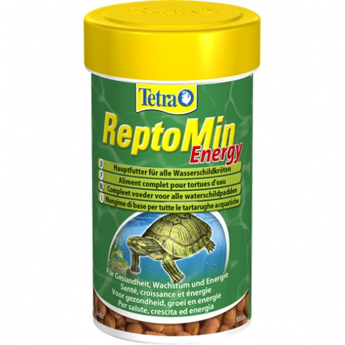 Корм для рептилий Tetra ReptoMin Energy 250ml