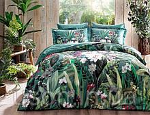 Комплект постельного белья  Тм TAC сатин-бамбук VALENCIA