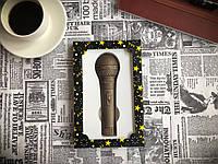 Шоколадный микрофон для ребенка