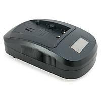 Зарядное устройство для Pentax D-Li92, GE GB-50A, Kodak LB-050, Olympus LI-50B, Panasonic VW-VBX090 (LCD) – ExtraDigital DC-100