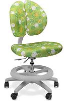 Кресло Mealux Duo Kid Z (арт.Y-616 Z) обивка зеленая с шариками