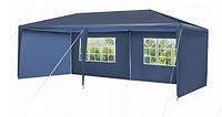 Палатка 3х6 темно-синий