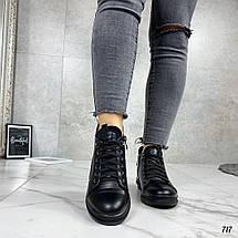Ботинки без каблука, фото 3