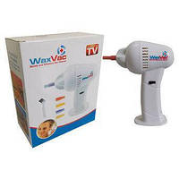 Вакуумный прибор для чистки ушей Wax Vac Ear Cleaner