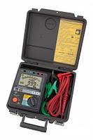 Kyoritsu KEW Model 3125А - Цифровой высоковольтный мегаомметр (измеритель сопротивления изоляции)