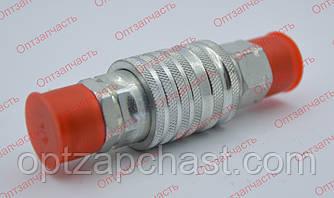 Муфта ЕВРО S24 разрывная (клапан)  (M20х1,5-M20x1,5) (Н.036.50.000к)